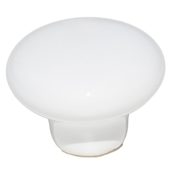 Mushroom Knob by GlideRite Hardware