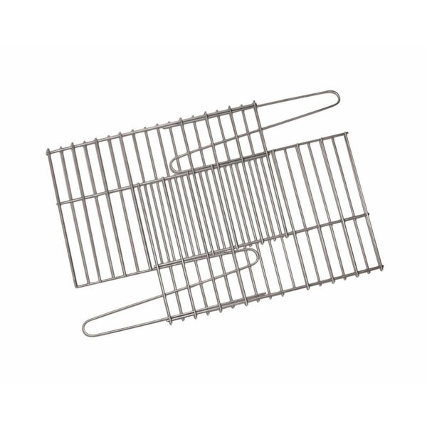 Lava Rock Grate by Grill Mark
