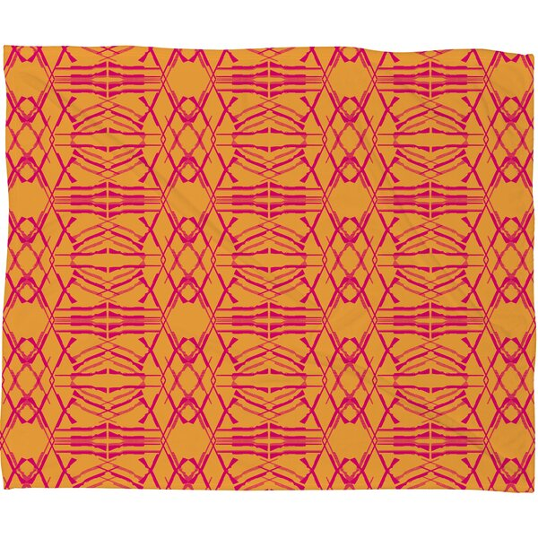 Pattern State Throw Blanket by Deny Designs