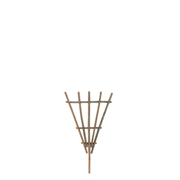 Natural Stacked Trellis (Set of 6) by Birch Lane™