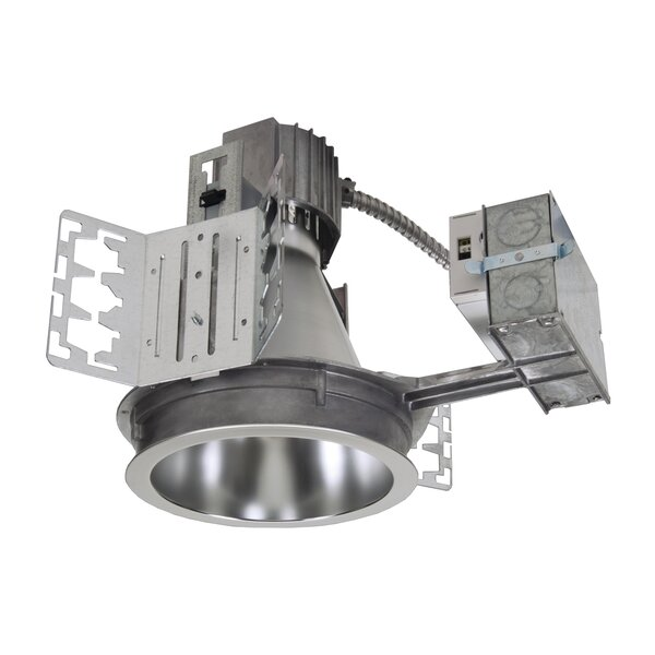 Beam Self Flanged 6 Reflector Recessed Trim by Cooper Lighting