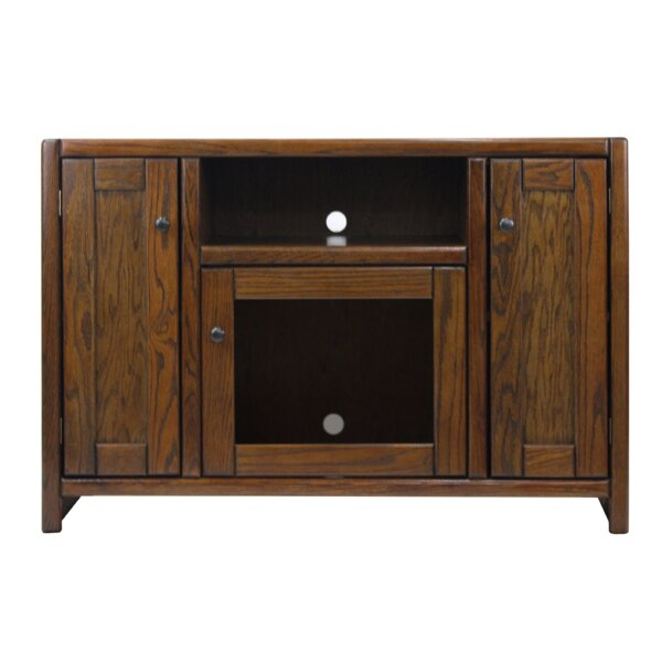 Conner Solid Wood TV Stand For TVs Up To 58
