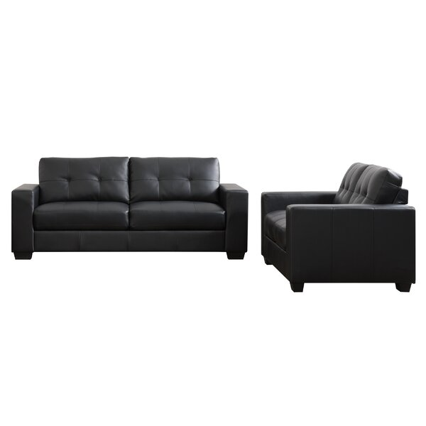 Kaye 2 Piece Living Room Set by Latitude Run