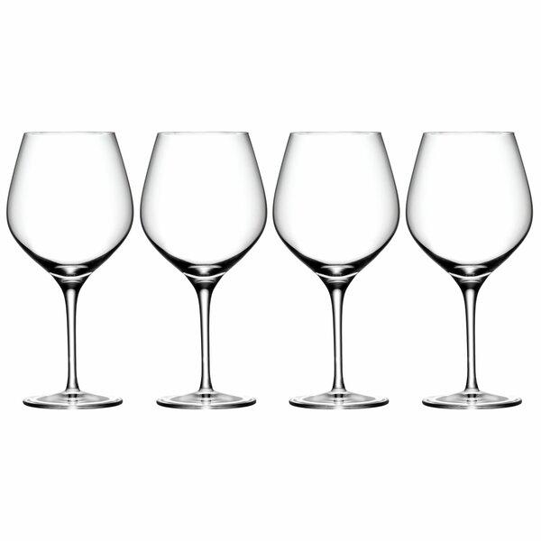 Grace 23 oz. Red Wine Glass (Set of 4) by Oneida