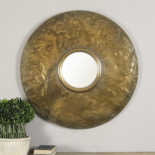 Nedonas Accent Mirror by Uttermost