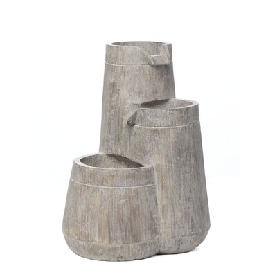 Image of Chattooga Resin Fountain Alfresco Home