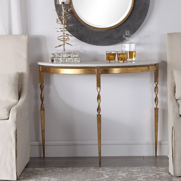 Mahler Console Table By House Of Hampton