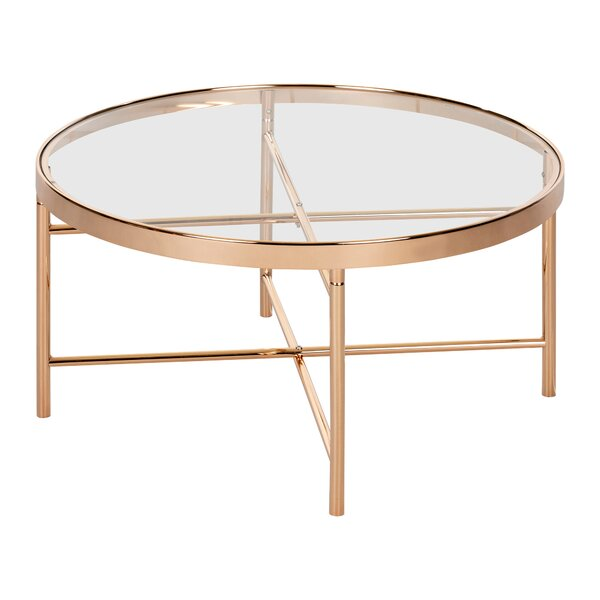 Maliza Cross Legs Coffee Table By South Shore