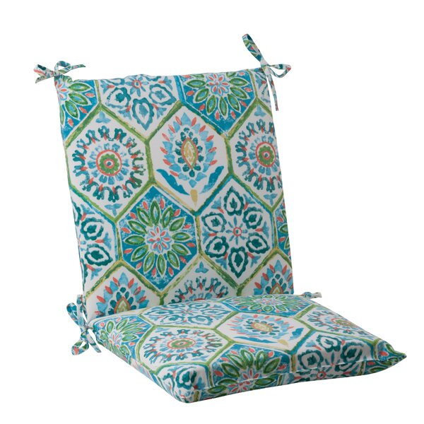 Burkburnett Indoor/Outdoor Chair Cushion by Bungalow Rose