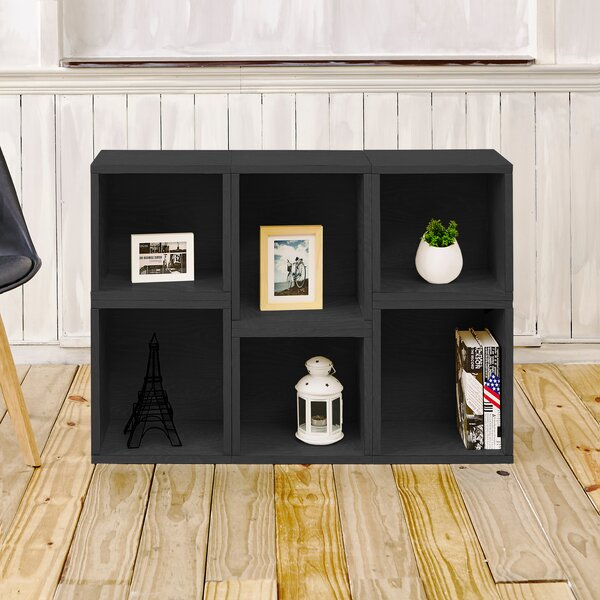 Giles Cube Unit Bookcase by Mercury Row