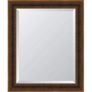 Melissa Van Hise Bead Napa Resin Frame Wall Mirror