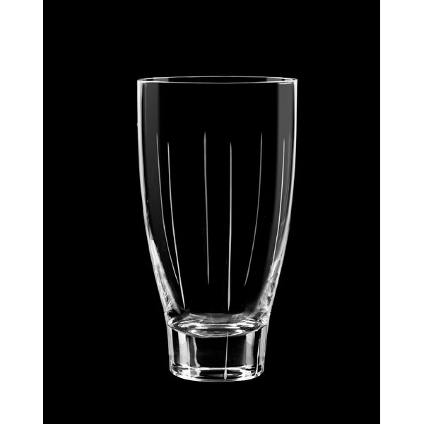 Parallel Highball Glass (Set of 4) by Qualia Glass