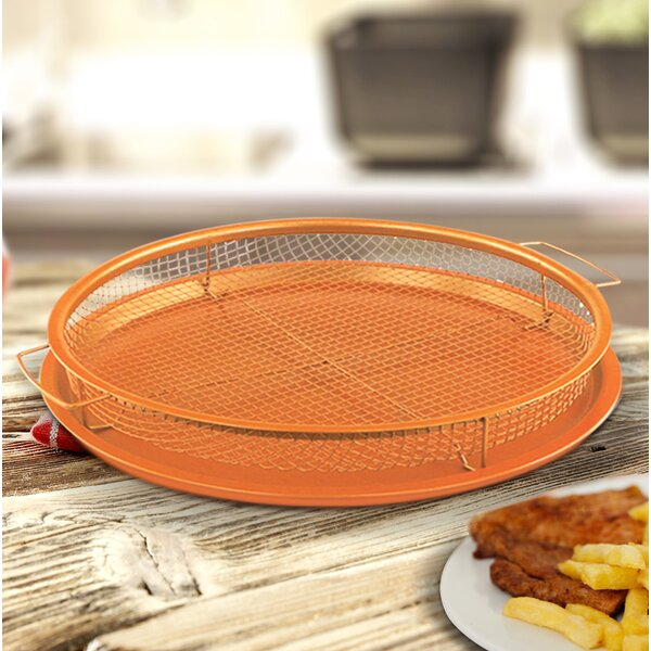 Non-Stick Frying Basket and Baking Sheet by Volar Ideas