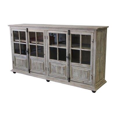17 Stories Glazed Sideboard Sideboard Buffets