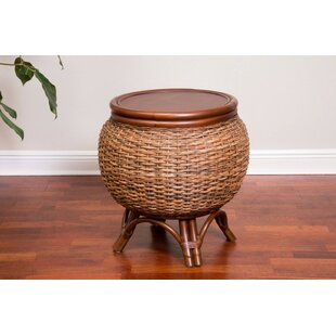 Affordable Bermuda End Table By Alexander & Sheridan Inc.