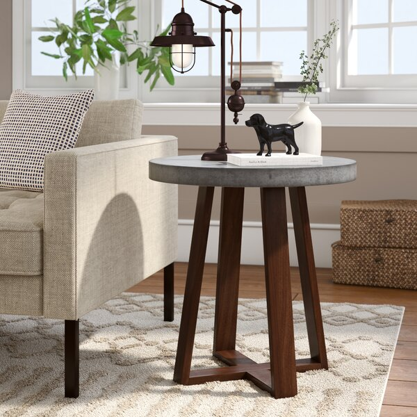 Balch End Table by Williston Forge Williston Forge