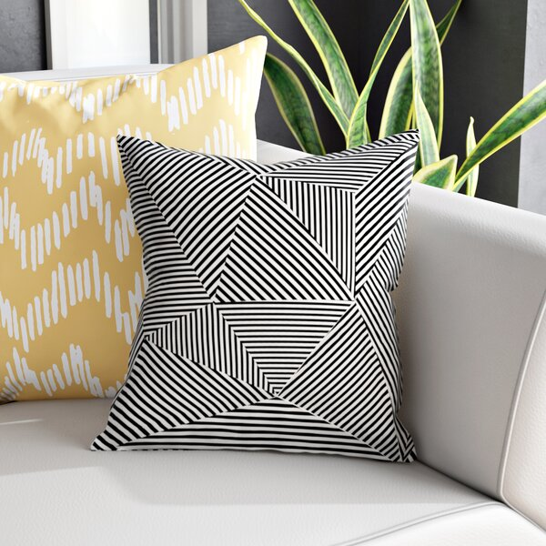 Corbin Throw Pillow by Wade Logan
