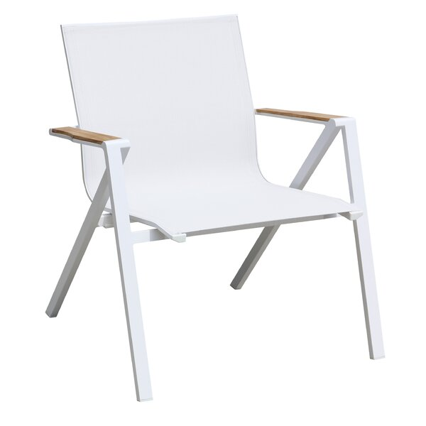 Friedell Patio Dining Chair by Orren Ellis