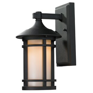 Comparison McKew Outdoor Wall Lantern By Bloomsbury Market