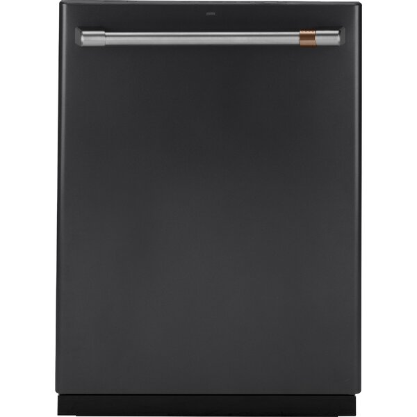 Series Interior 24 40 dBA Slide-in Dishwasher with Hidden Controls by Café™