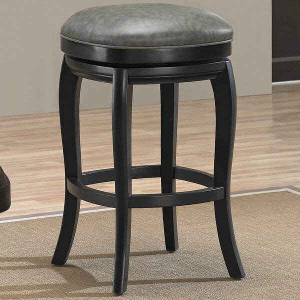 Olivet 30 Swivel Bar Stool by Darby Home Co
