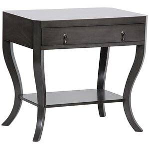 Weldon End Table by Noir
