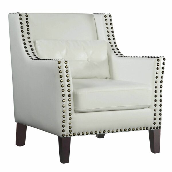 Mccaughey Wingback Chair by Ivy Bronx