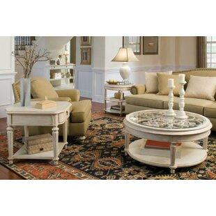 Best Daniella 4 Piece Coffee Table Set ByLark Manor