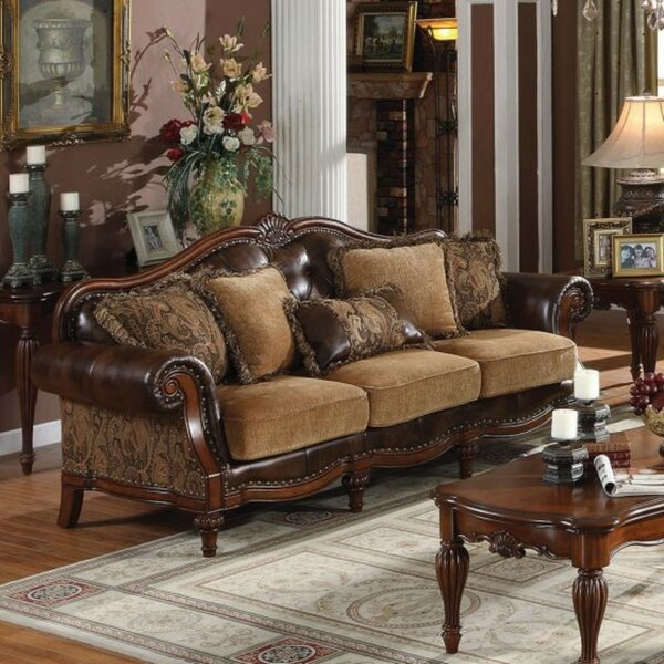 Get Great Timperley Sofa by Astoria Grand by Astoria Grand