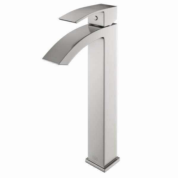 Duris Single Lever Vessel Bathroom Faucet by VIGO