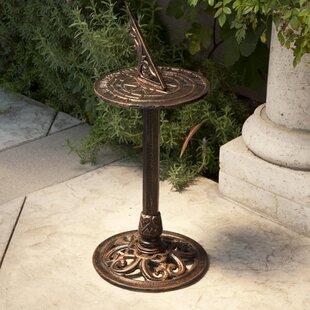 Cornell Gold Sundial
