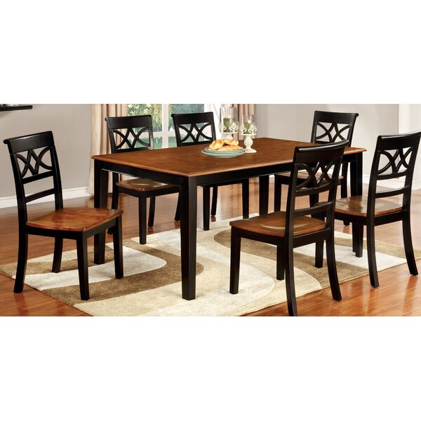 Paulette 7 Piece Dining Set by Darby Home Co