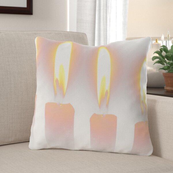 Hartshorne Christmas Indoor/Outdoor Canvas Throw Pillow