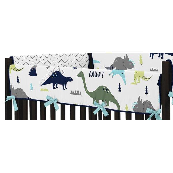 Mod Dinosaur Rail Guard Cover by Sweet Jojo Designs
