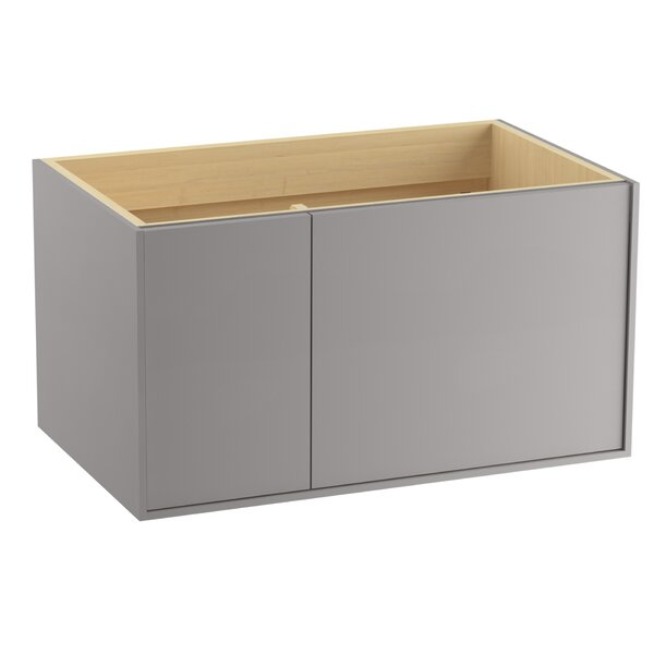 Jute™ 36 Vanity with 1 Door and 1 Drawer on Left by Kohler