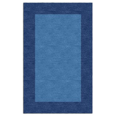 Darby Home Copenkridge Hand Tufted Blue Area Rug Darby Home Co Rug Size Rectangle 8 X 10 Dailymail