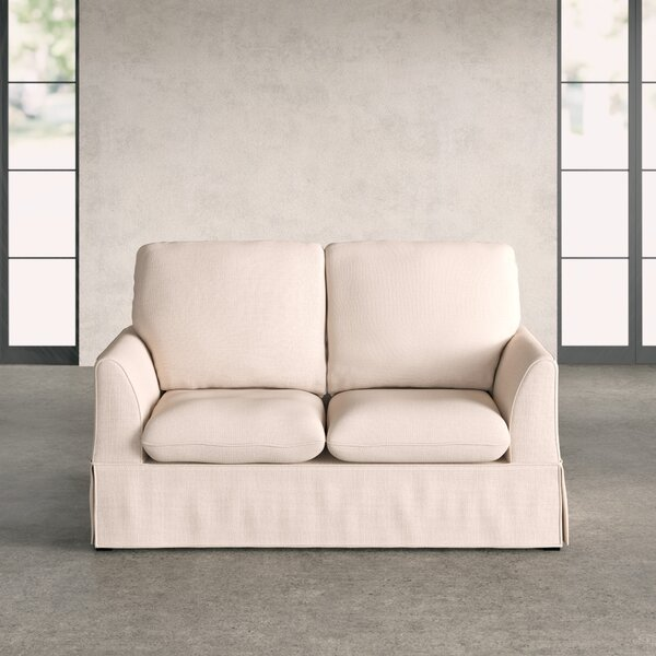 Discover Outstanding Designer Liberty Hill Transitional Loveseat Surprise! 63% Off