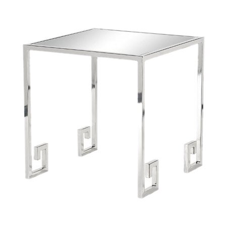Jeremy Mirrored Side Table by Mercer41