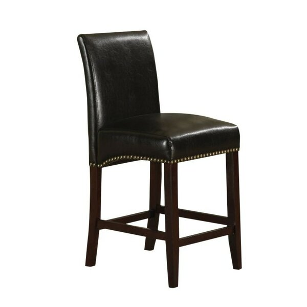 Amias Counter Height Upholstered Dining Chair (Set of 2) by Alcott Hill