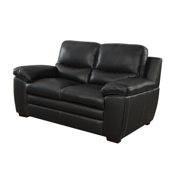 Review Dinges Traditional Loveseat