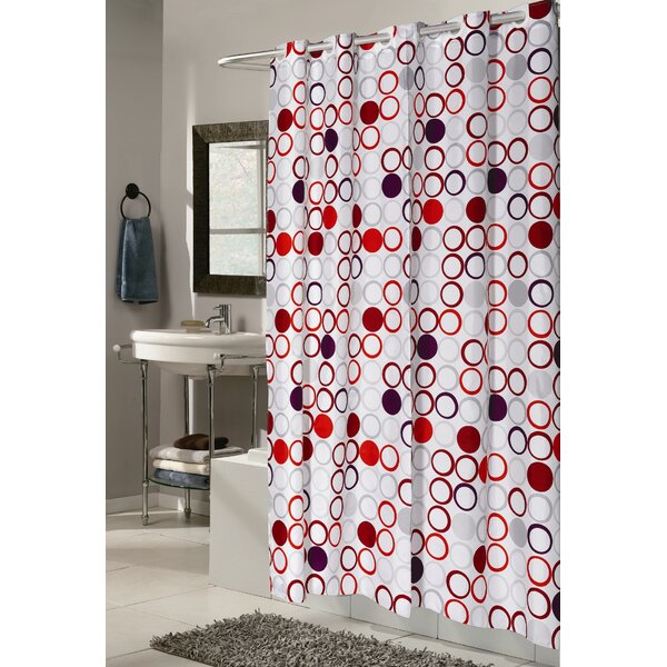 Netherton Shower Curtain by Ebern Designs