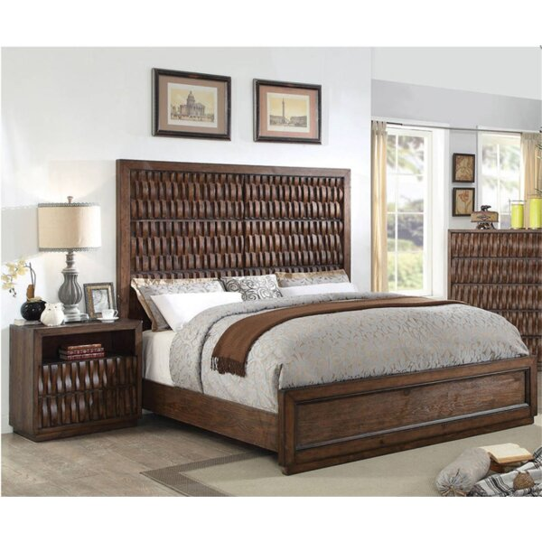 Ashlock Standard Bed by Bloomsbury Market