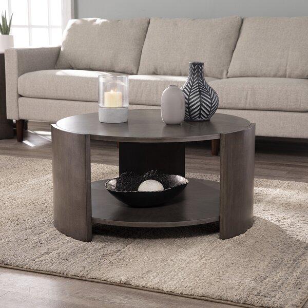 Orren Ellis Round Coffee Tables