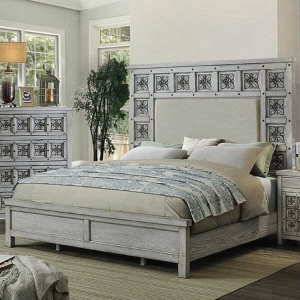 Wilmar Upholstered Platform Bed by Gracie Oaks