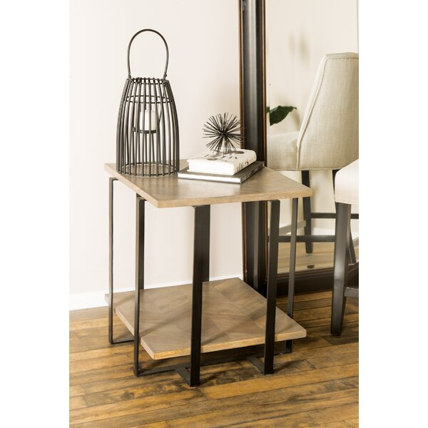 Ladner End Table by Williston Forge