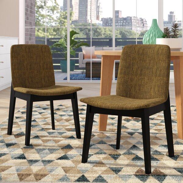 Binkley Side Chair (Set of 2) by Mercury Row