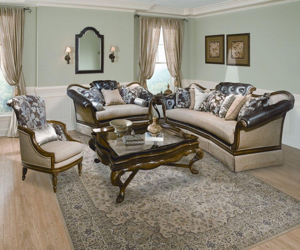Benetti 39 S Italia Salvatore Configurable Living Room Set Reviews Perigold