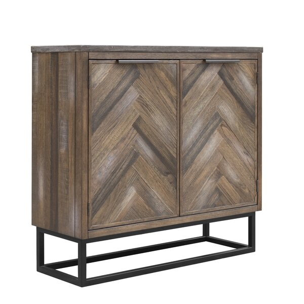 Bybee 2 Door Accent Cabinet by Foundry Select Foundry Select