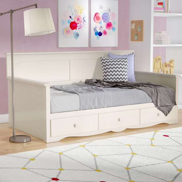 Fairwinds Twin Bed with Drawer by Isabelle & Max