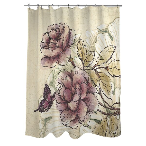 Lori Shower Curtain by August Grove